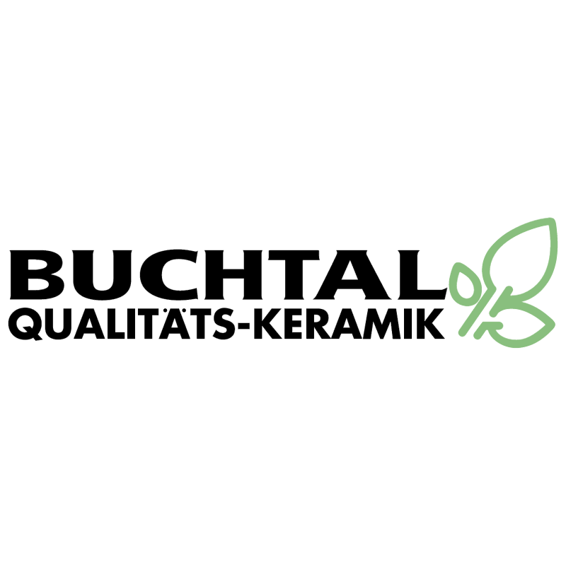 Buchtal vector logo