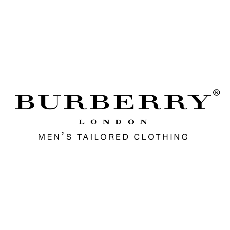 Burberry vector