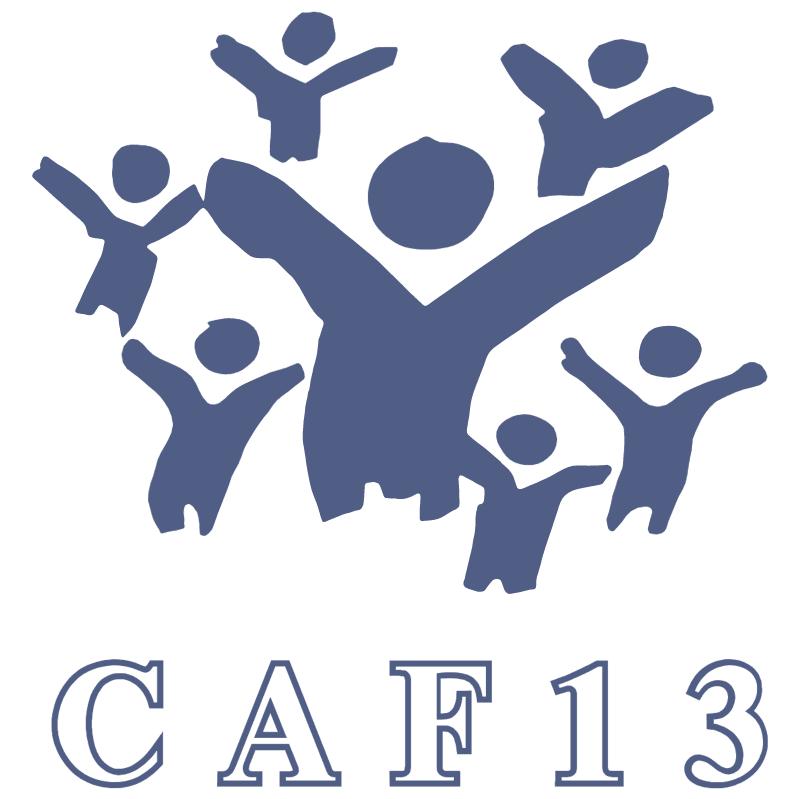 CAF 13 1014 vector logo