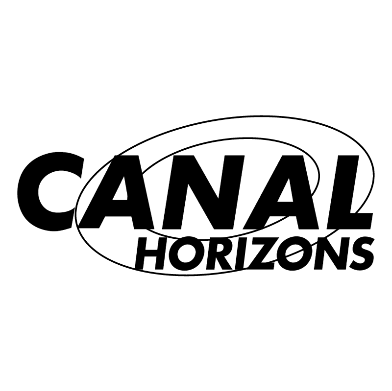 Canal Horizons vector