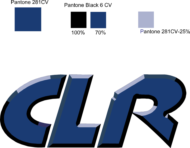 CLR logo vector