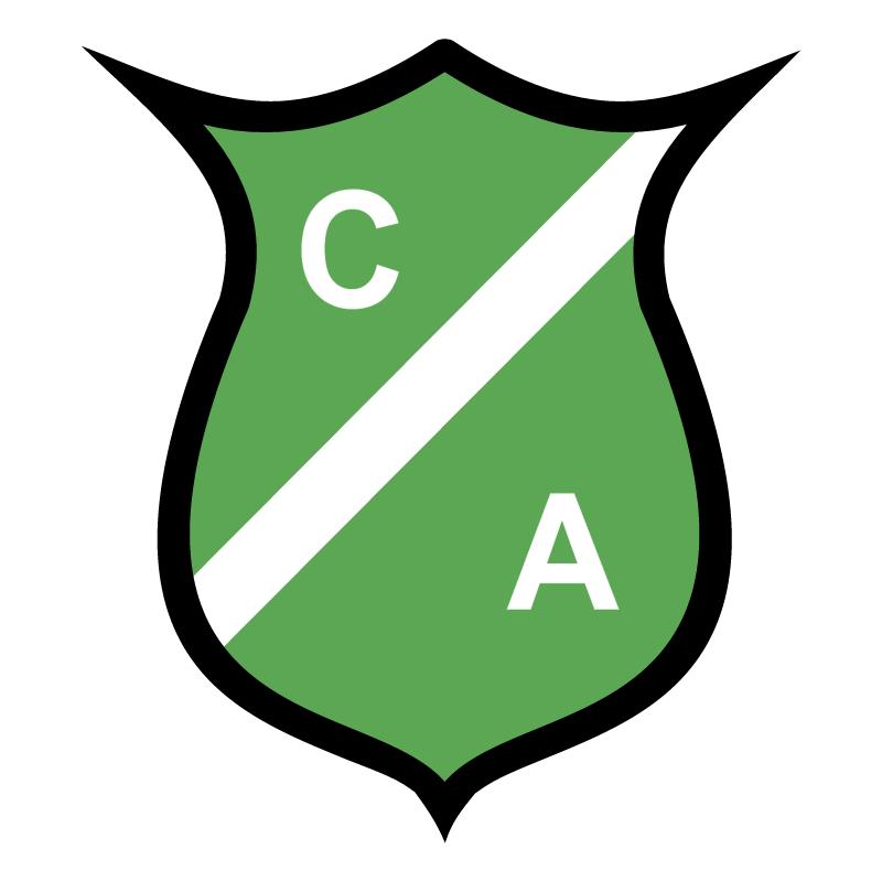 Club Atletico Alem de Bolivar vector