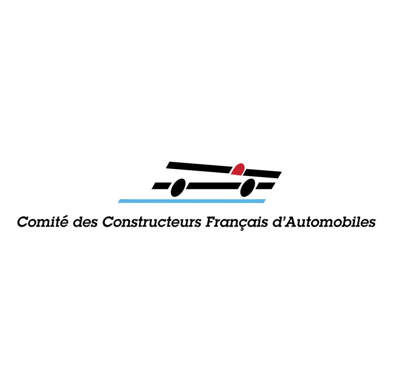 Comite des Constructeurs Francais d'Automobiles vector