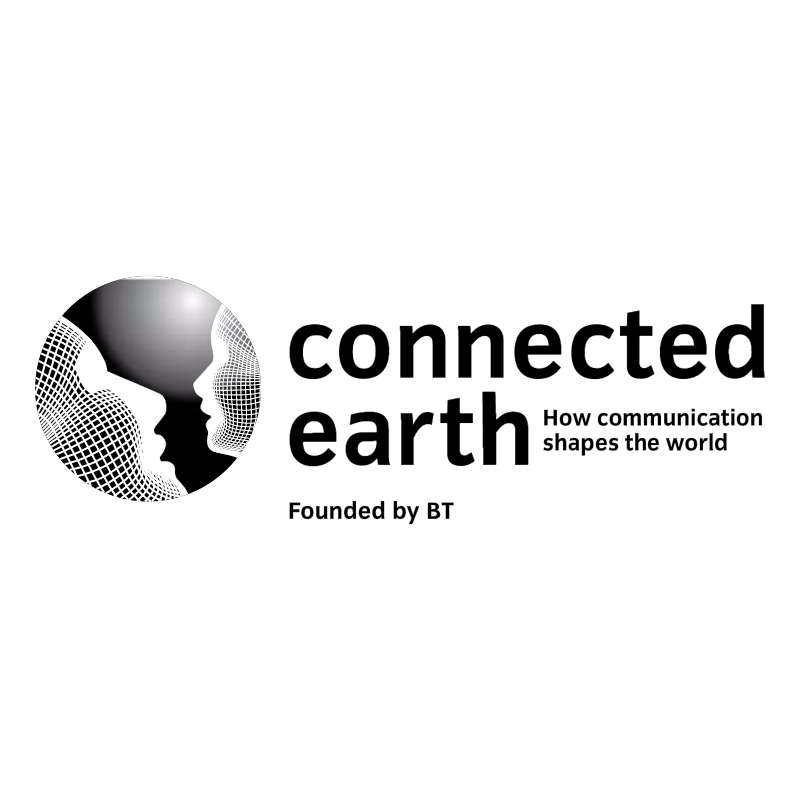 Connected Earth vector