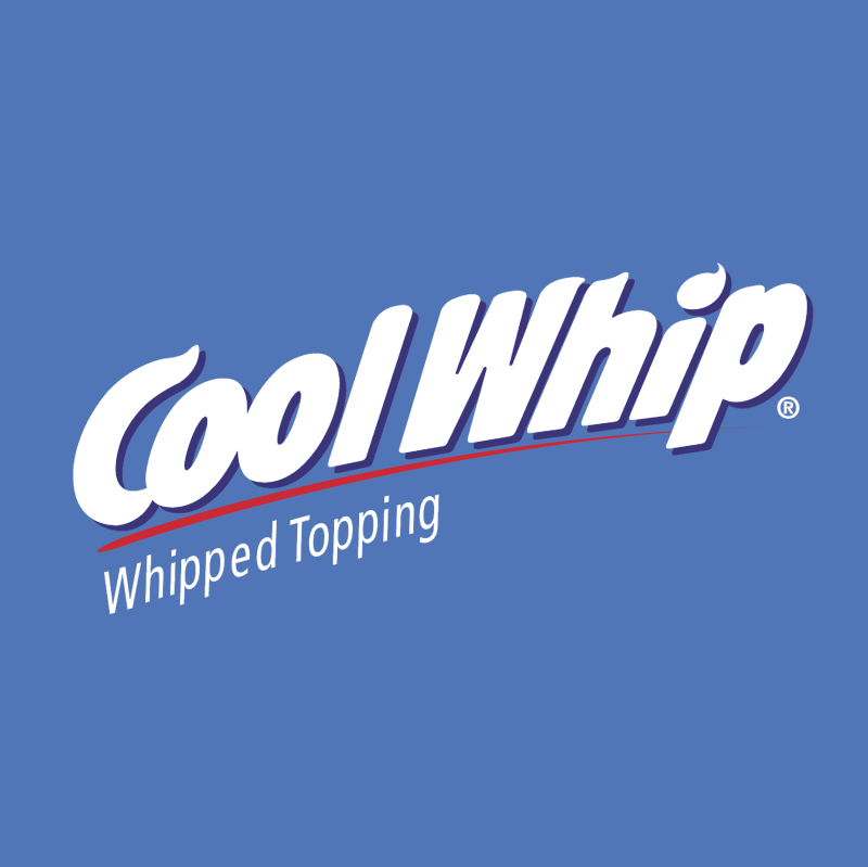 Cool Whip vector