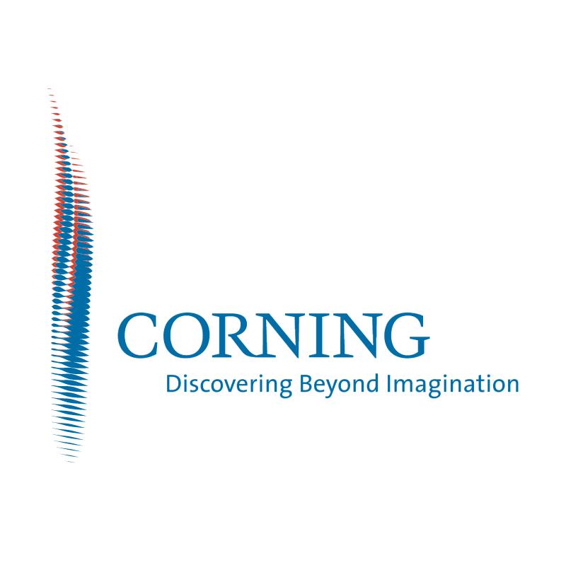 Corning vector logo