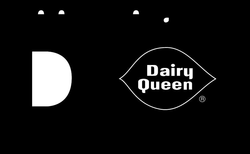 Dairy Queen Meet Me vector