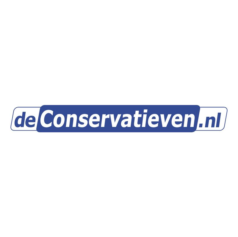 De Conservatieven nl vector logo