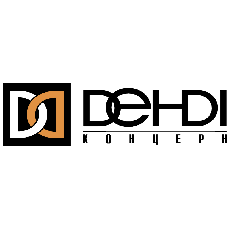 Dendi vector logo