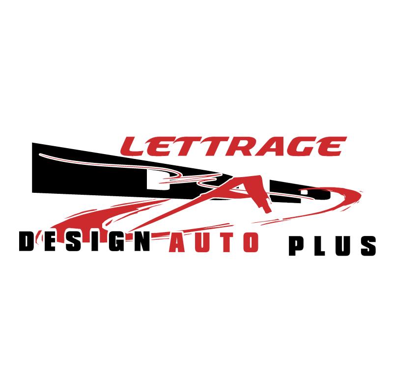 Design Auto Plus vector logo