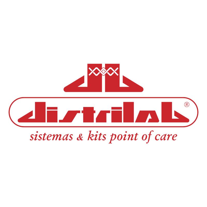 Distrilab Comercial Ltda vector logo