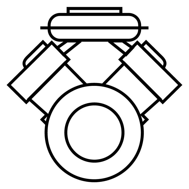 Dizel vector