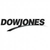 Dow Jones vector