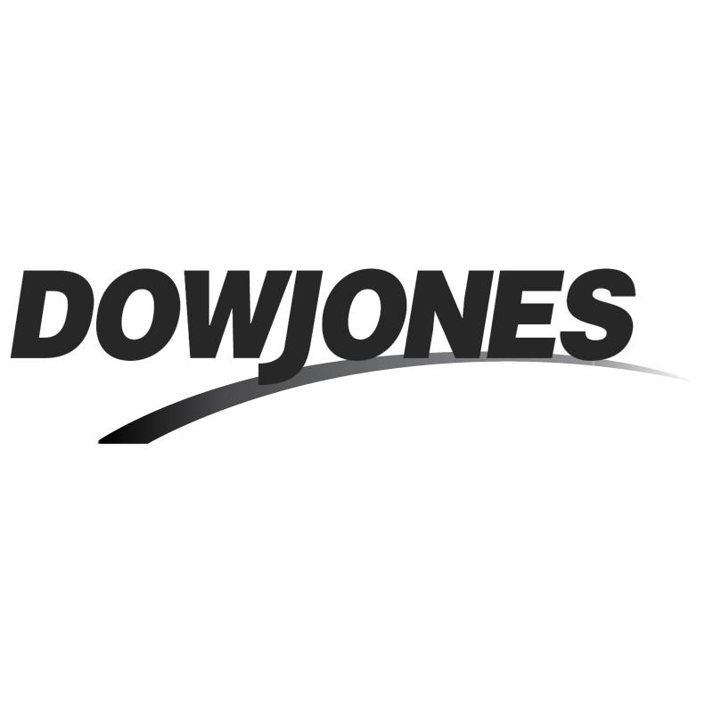 Dow Jones vector logo
