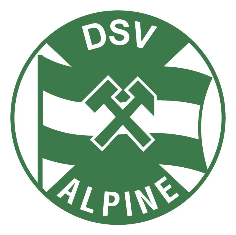 DSV Alpine vector logo
