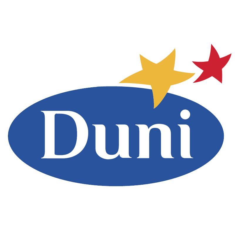 Duni vector logo