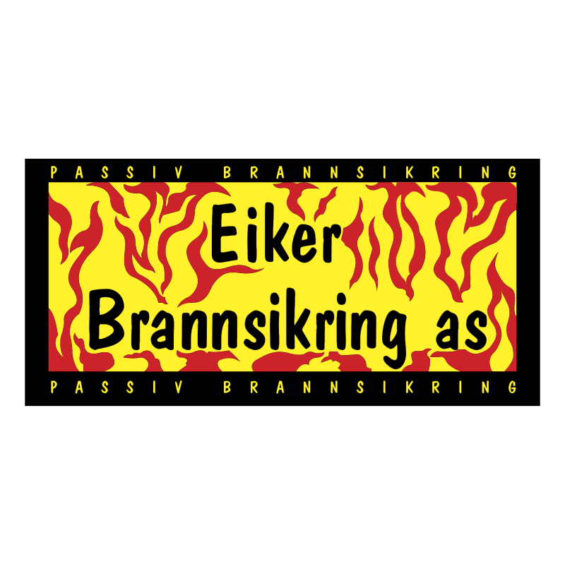 Eiker Brannsikring AS vector