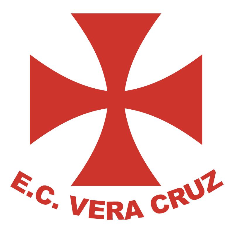 Esporte Clube Vera Cruz de Piracicaba SP vector