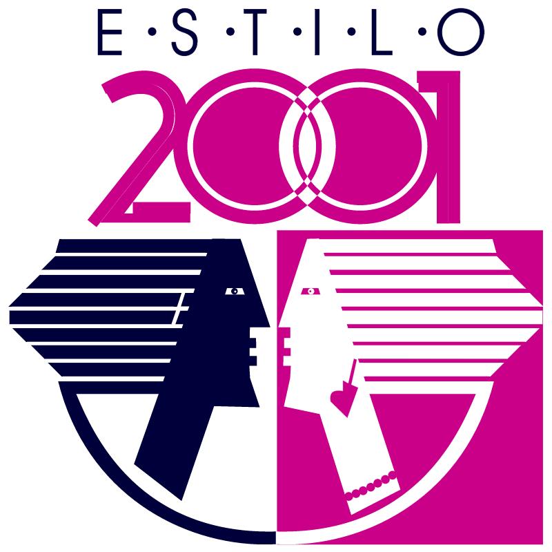 Estilo 2001 vector logo