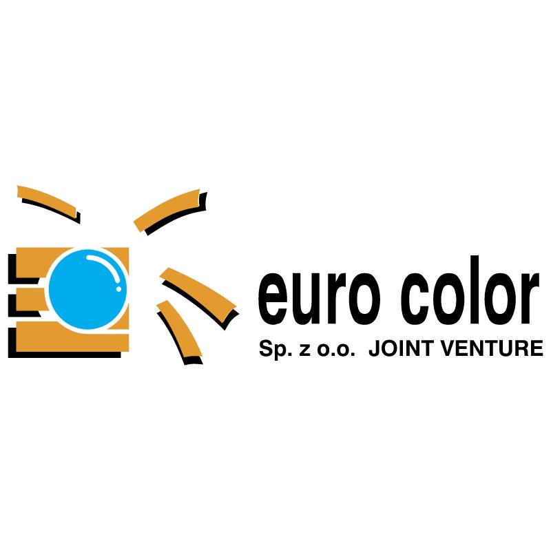 Euro Color vector