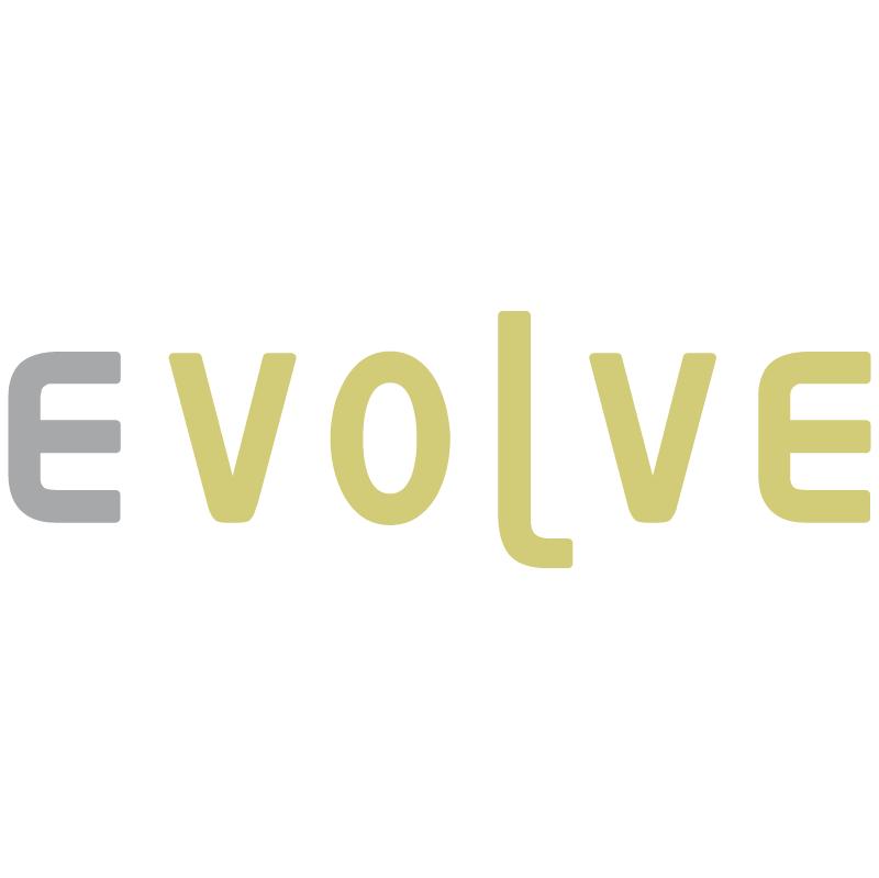 Evolve vector logo