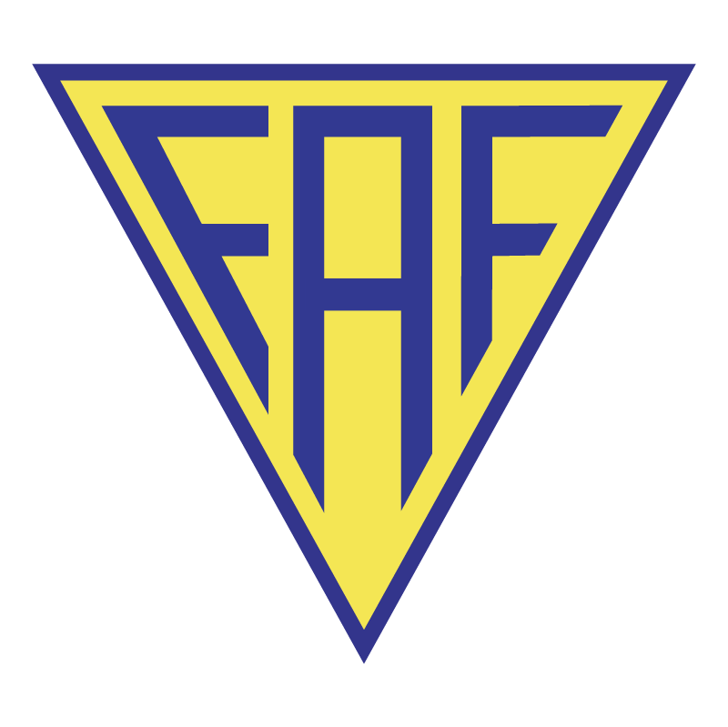 Federacao Amapense de Futebol AP vector
