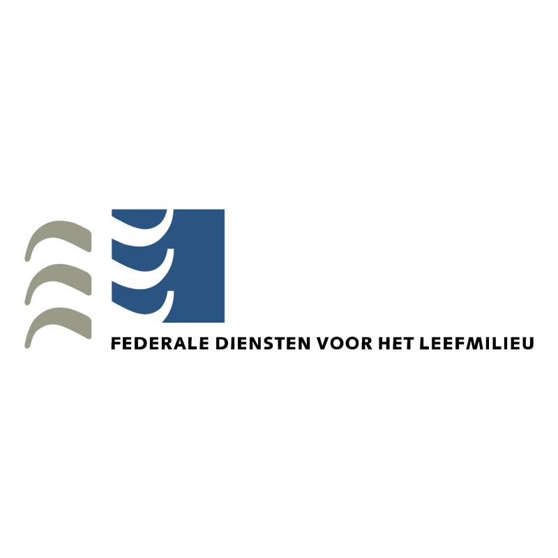 Federale Diensten Voor Het Leefmilieu vector