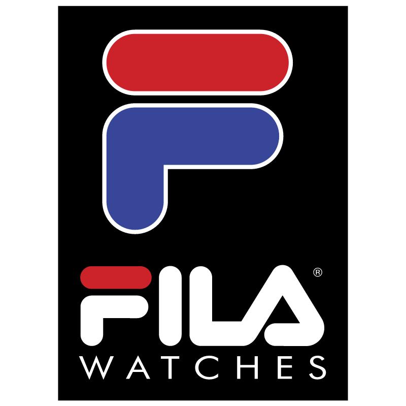 FILA Watches vector