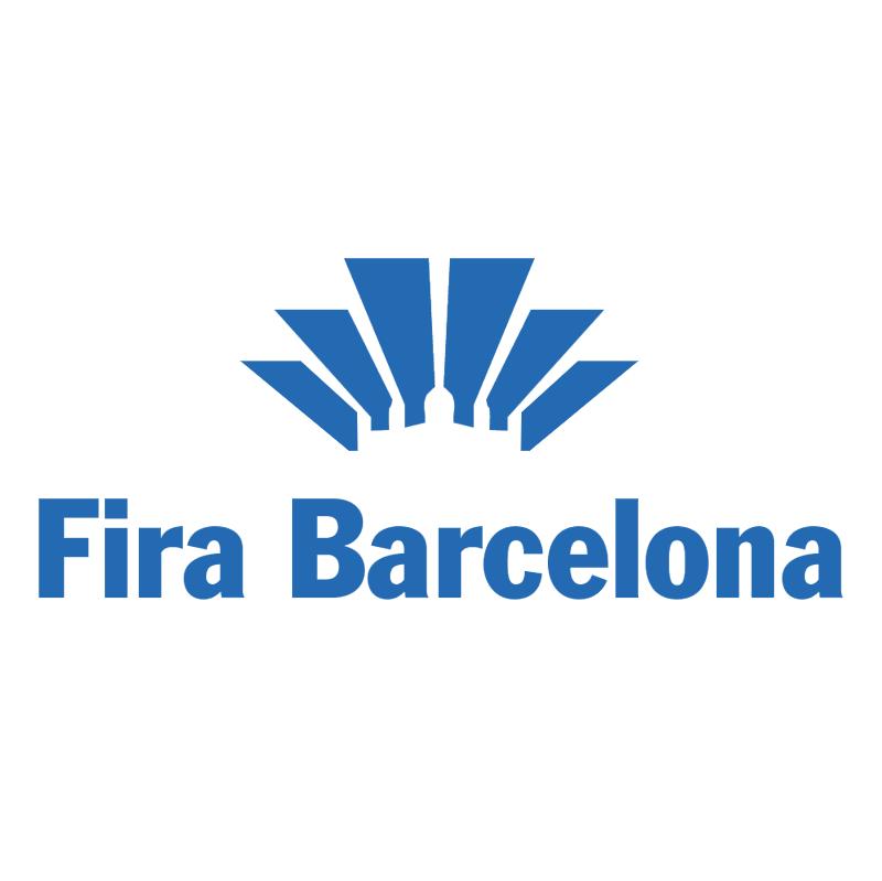 Fira de Barcelona vector