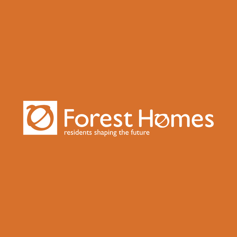Forest Homes vector logo