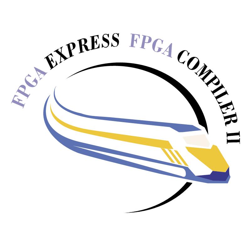 FPGA Express vector logo
