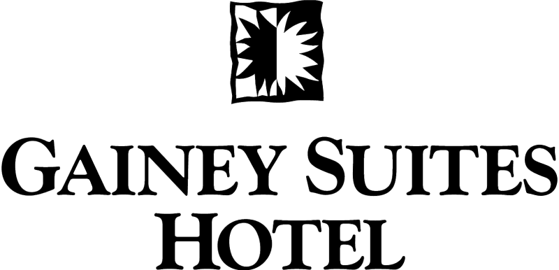 Gainey Suites Hotel vector logo