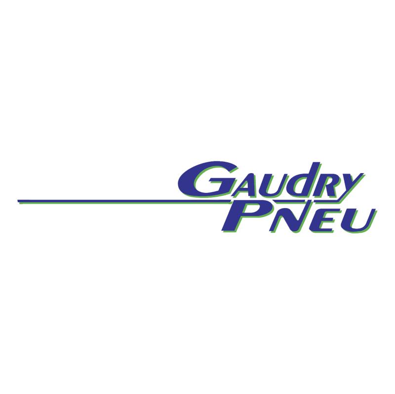 Gaudry Pneu vector