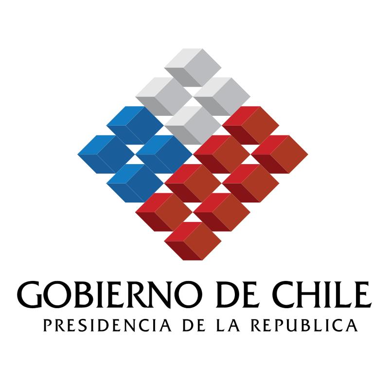 Gobierno de Chile vector