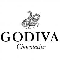 Godiva Chocolatier vector