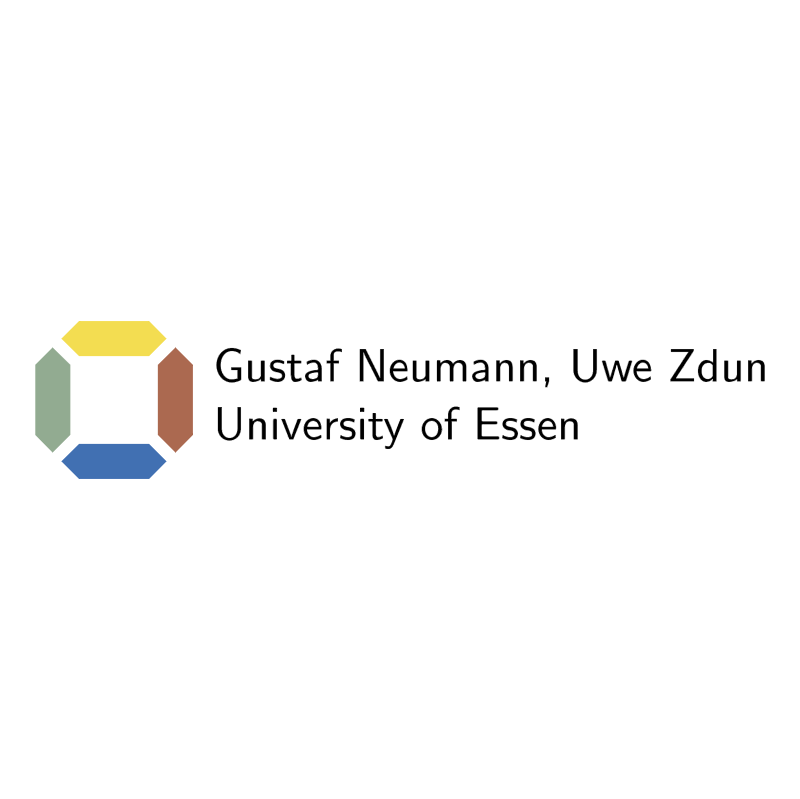 Gustaf Neumann vector