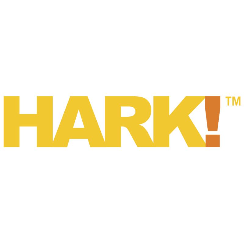 Hark! vector logo