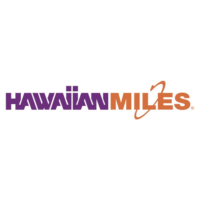 HawaiianMiles vector