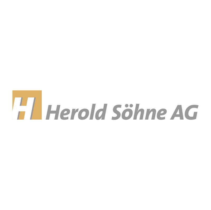 Herold Sohne AG vector logo