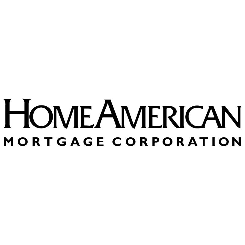 Home American vector logo