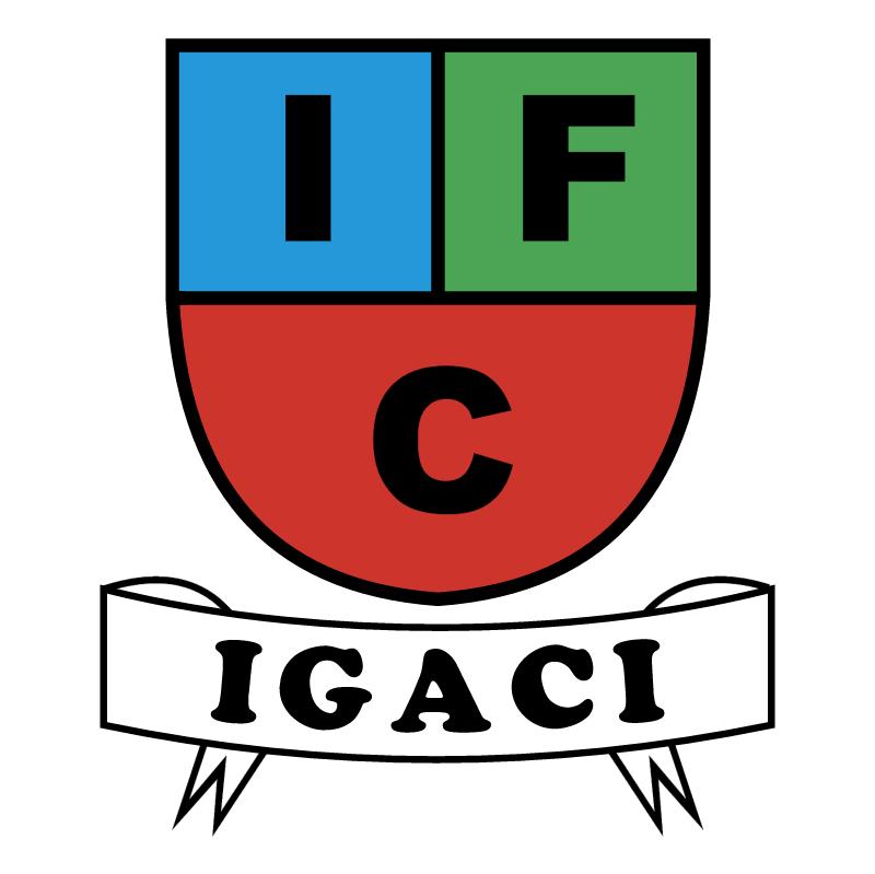 Igaci Futebol Clube de Igaci AL vector