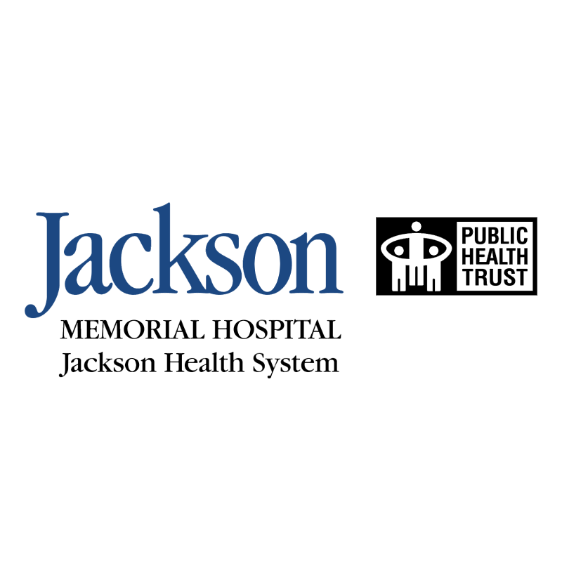 Jackson Memorial Hospital vector