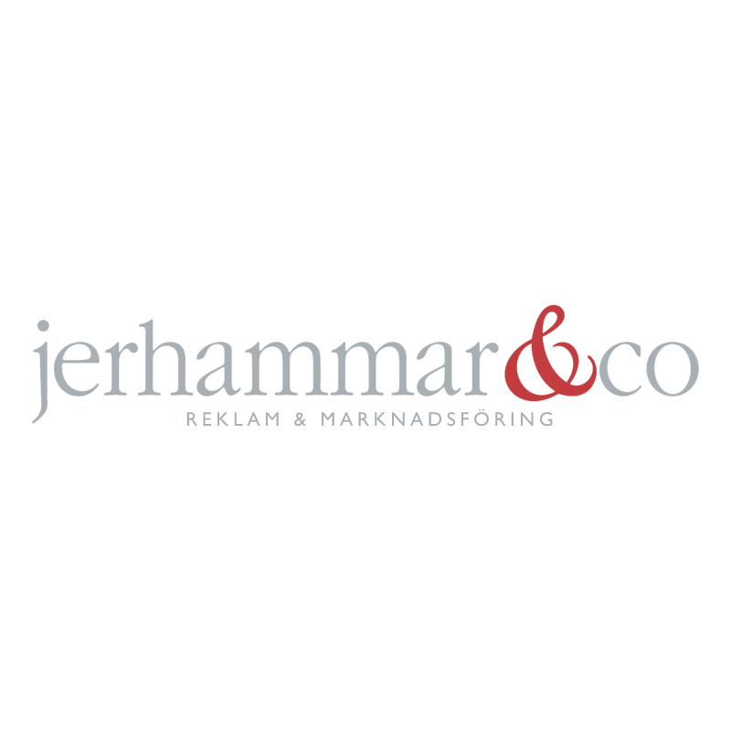 Jerhammar & Co vector