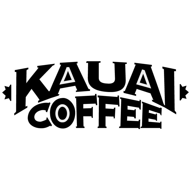 Kauai Coffee vector