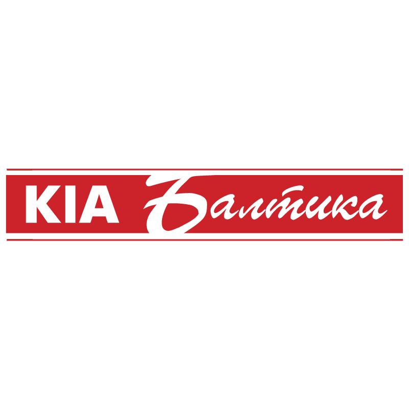 Kia Baltika vector logo