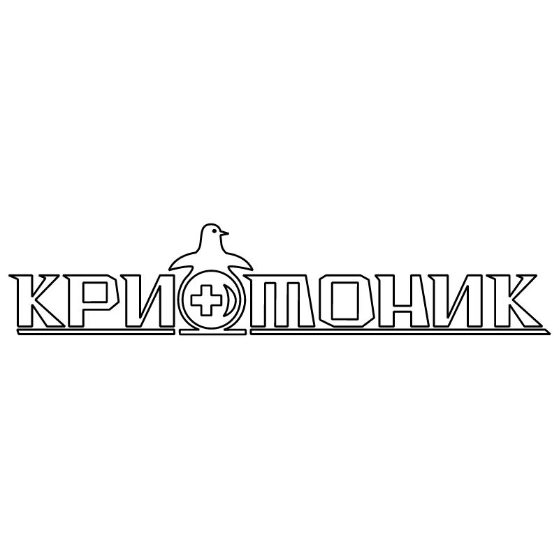 Kriotonik vector logo