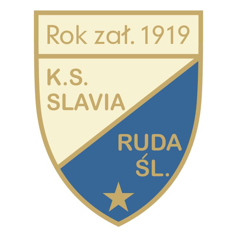 KS Slavia Ruda Slaska vector