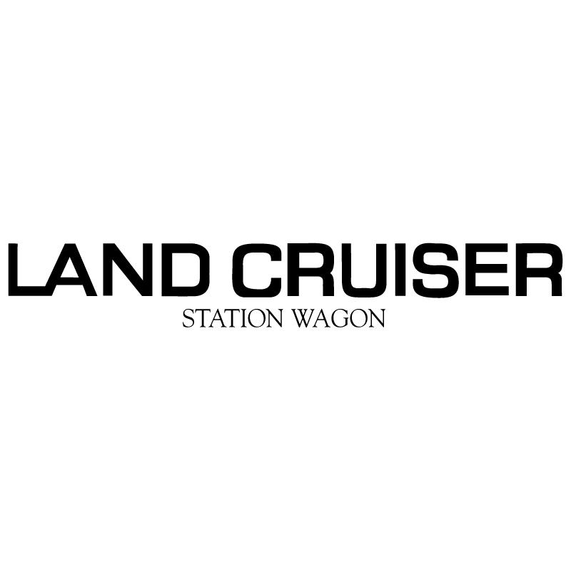 Land Cruiser vector