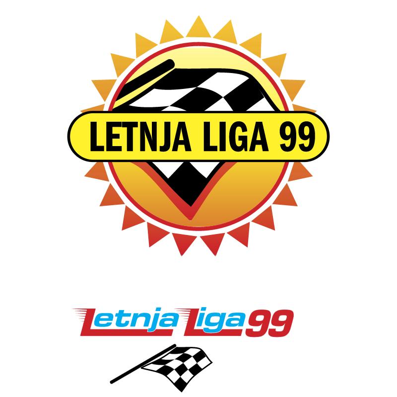 Letnja Liga vector logo