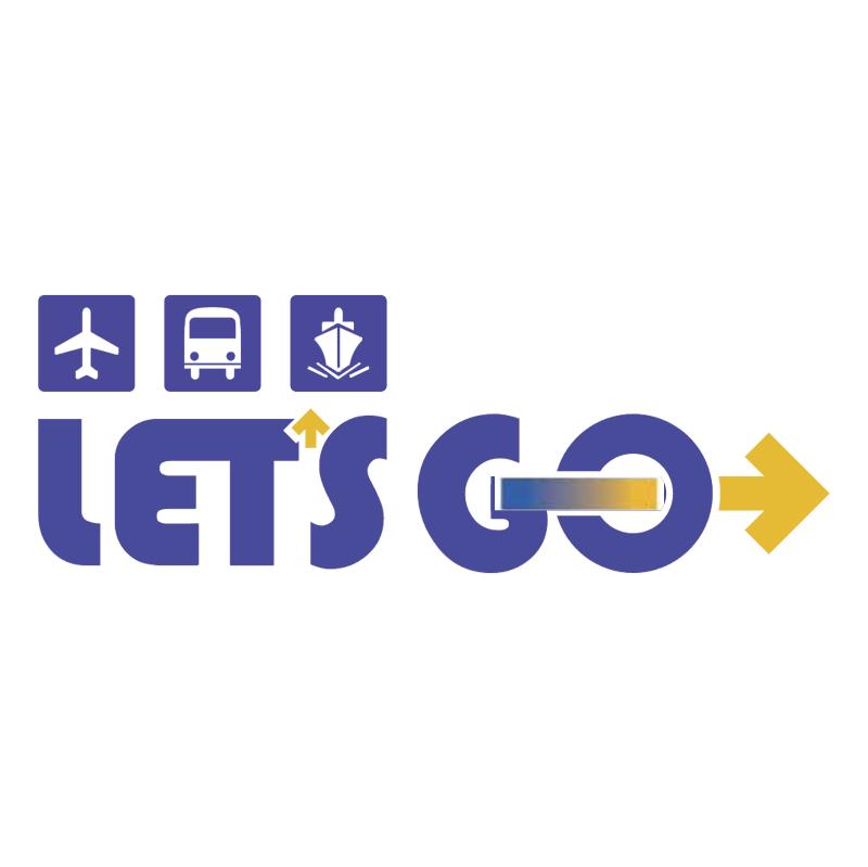 Lets Go vector logo